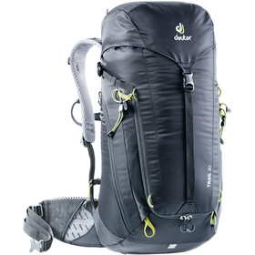 Deuter Trail 30 Backpack Herr black/graphite